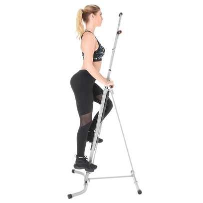 Vertical Climber Fitness Climbing Cardio Machine image 1