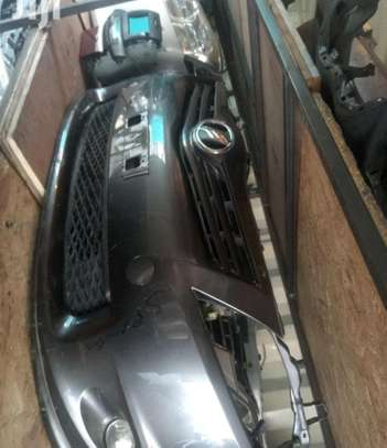 Auris 2010 nosecut  and many more car body parts image 1