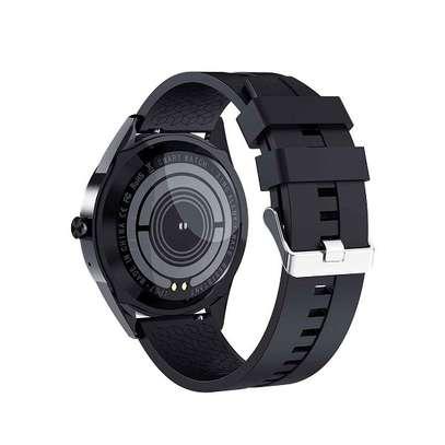 Men Y10 Bluetooth Smart Watch Heart Rate Wristwatch image 4