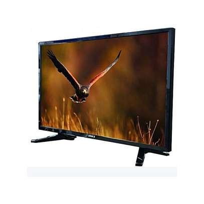 "StarMax 24"", HD LED Super Slim Digital TV - Black,AC-DC image 1"