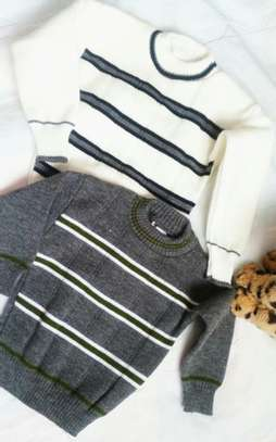 Baby sweaters image 1