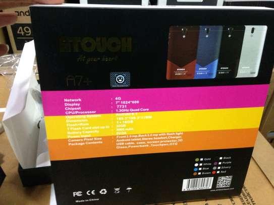Atouch A7 Plus Kids Tablet 7 1GB RAM +16GB ROM Wi-Fi - 4G (Single SIM) image 3