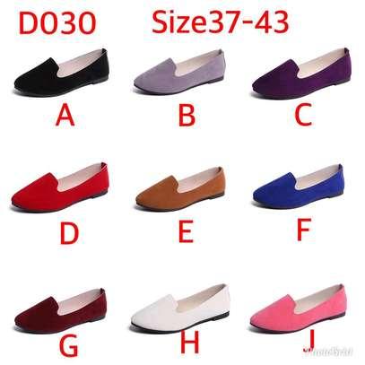 Quality ladies flat shoes image 1