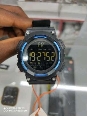 SKMEI 1256 tactical Bluetooth Smart watch image 1