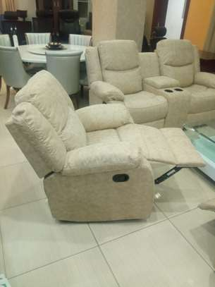 6 Seaters Recliner Sofa 3+2+1 @ Ksh 159800