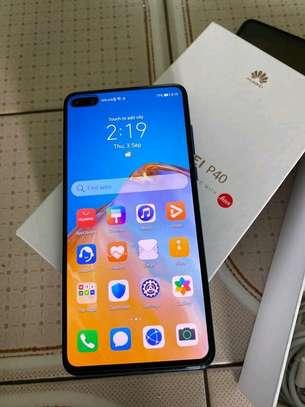 Huawei P40 Pro 256GB Blue image 1