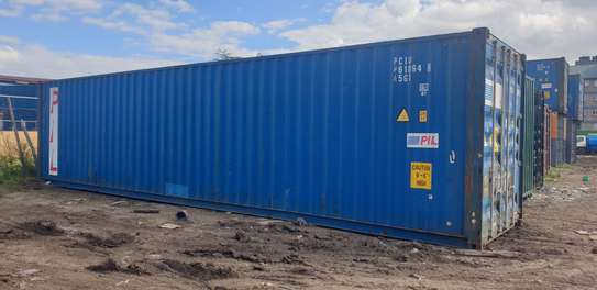 20ft and 40ft shipping containers for sale image 1