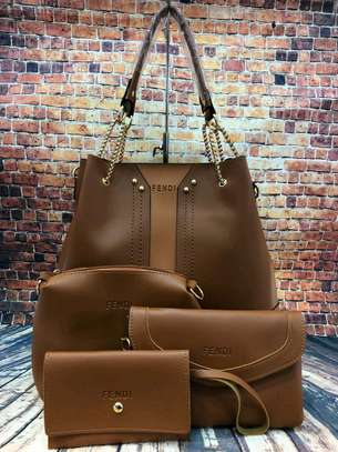 4in1 Leather Handbag image 4