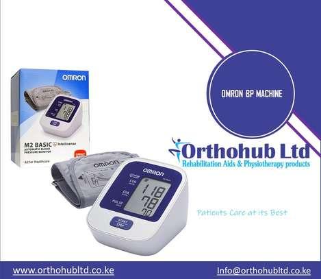 Blood Pressure Machine (Omron M2) image 1