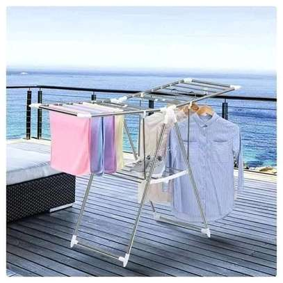 Indoor clothes line/outdoors clothe/portable clothe line/clothes line image 2
