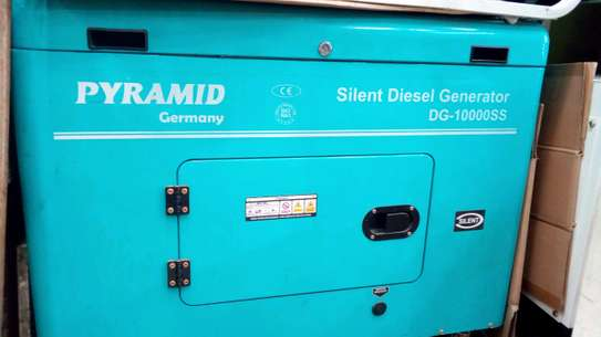10 kva generator single phase