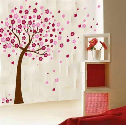 Tree Print Wall Sticker image 1
