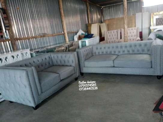 Five seater sofas for sale in Nairobi Kenya/Modern tufted sofas for sale in Nairobi Kenya/two seater sofa/three seater sofa image 1