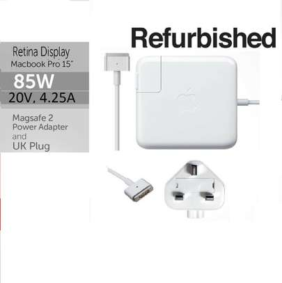 """A1424 85W Power Charger Adapter T-Type for Apple MacBook PRO 15"""" 17inch image 1"""