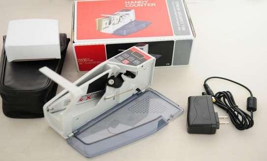 Portable Handy Money Cash Bill Counting Machine image 1