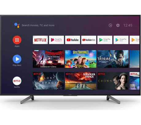Sony 65 inches X8000 digital smart 4k android tv image 1