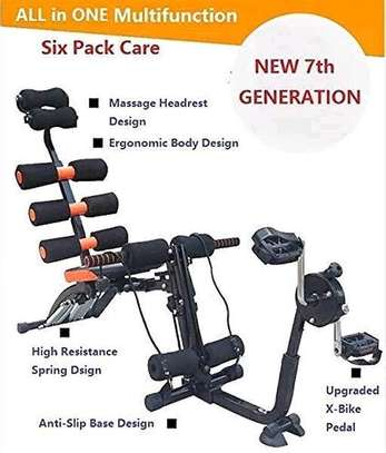New 6 Pack Exercise Machine...7th Gen image 1