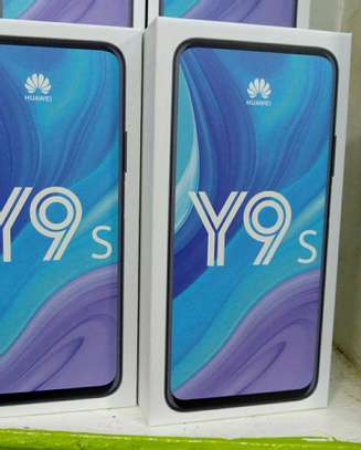 Huawei Y9s 128gb 6gb ram 48mp came 4000mAh battery image 1
