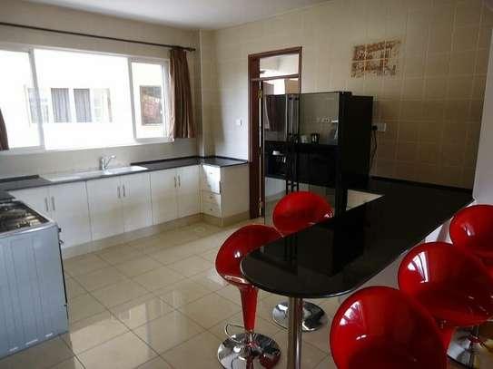 Furnished 3 bedroom apartment for rent in Westlands Area image 9