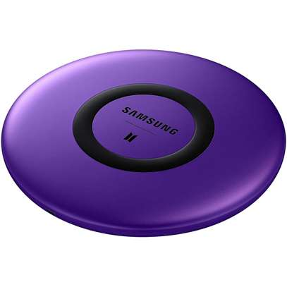 Samsung BTS Official Fast Wireless Charging Pad Slim 9W image 1