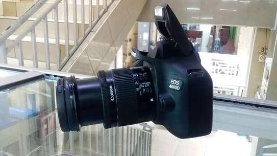 Canon dslr camera eos 4000d image 2