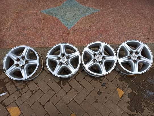 Toyota Alloy Rims 16