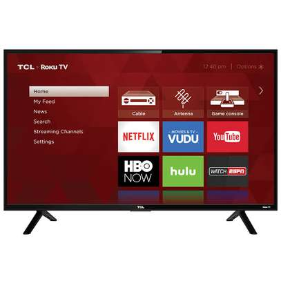 TCL 55 inch digital smart android 4k brand new image 1