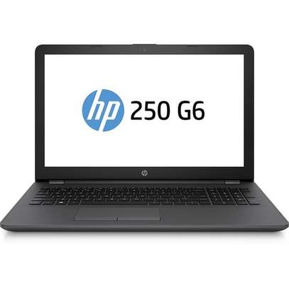HP 250 G6 Intel Celeron Dual Core - 4GB RAM - 500GB HDD - 15.6 Inches - OS Not Installed - Black image 3