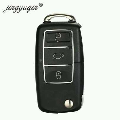 Vw car key case image 3