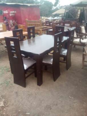 6 Seater Dinning Table -solid wood