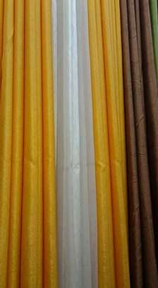 HIGH QUALITY PLAINS CURTAINS  AND SHEERS DIFFERENT COLOUR PER METER FROM 850 TO 1000 image 4