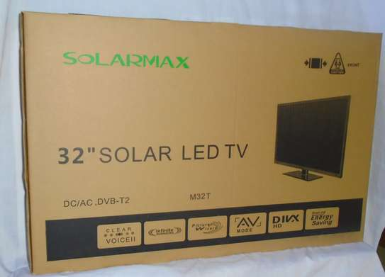 32'' DIGITAL TV SOLARMAX