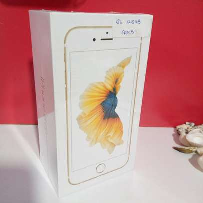 Iphone 6S 128gb Sealed(Factory Refurbished) image 1