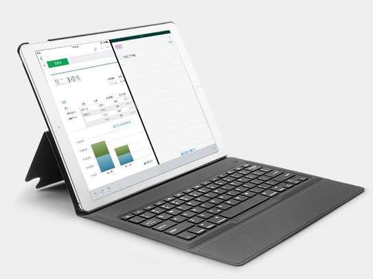 """Smart Wireless Bluetooth Keyboard with Stand Case Cover For Apple iPad Pro 12.9"""" image 7"""