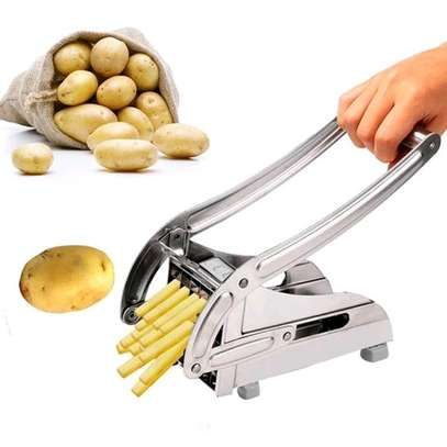 Stainless steel Potato Cutter image 1