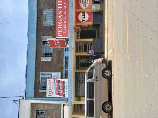 Kijabe street, 3 room office. To let! image 1