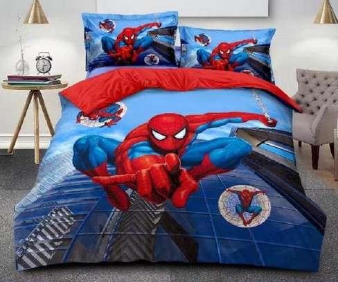 spider man duvet cover image 1