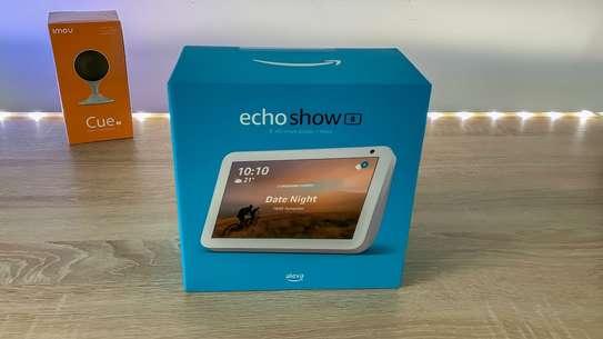 """Amazon - Echo Show 8"""" Smart Display with Alexa image 7"""