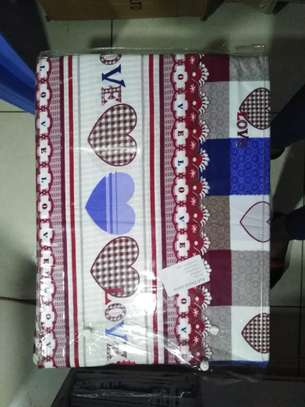 4 PC PURE COTTON BED SHEET image 2