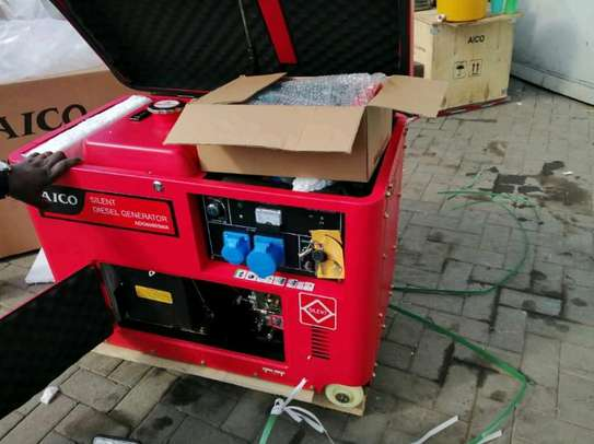 5kva power generator with ats switch image 1