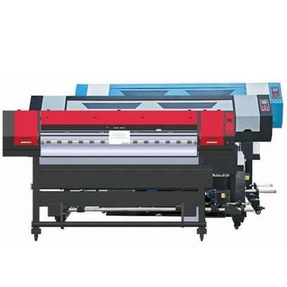 Large Format Eco Solvent Printer-Xp600 image 1