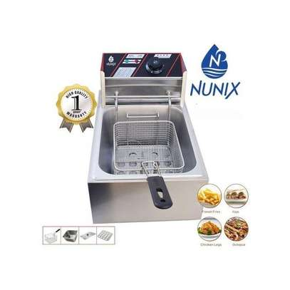 Nunix Electric Deep Fryer 6 Litre image 2