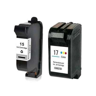 15 (C6625) color inkjet cartridge 78 (C8578A) color image 8