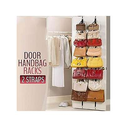 handbag Rack - Holds 16 Bags