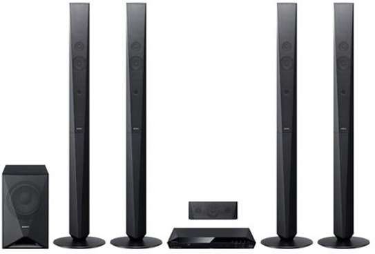 Sony DVD Home Theatre System - DAV-DZ950