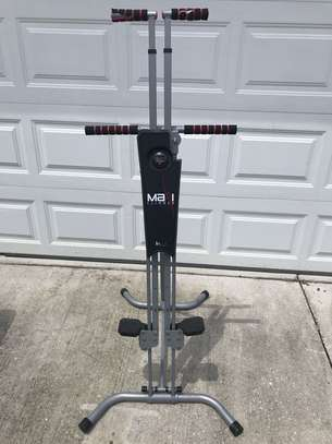 MaxiClimber Classic Home Workout Machine. image 1