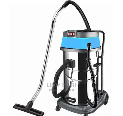 Dry Wet Vacuum Cleaner 50ltrs image 1