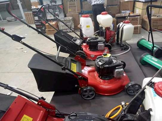 New briggs and Stratton mower image 1