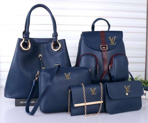 5 in 1 women nice handbags
