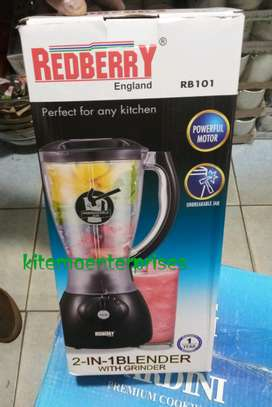 2 in 1 electric blender 2.3 ctc image 2